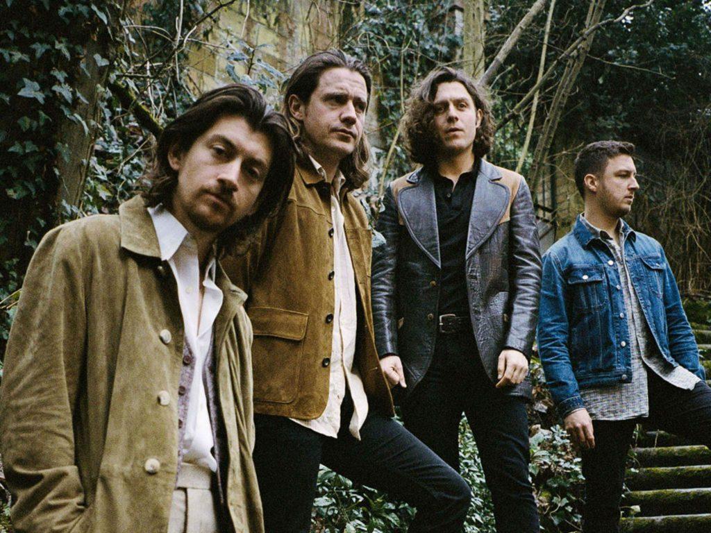 Arctic Monkeys: Биография группы