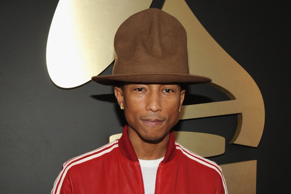 Pharrell Williams (Фаррелл Уильямс): Биография артиста