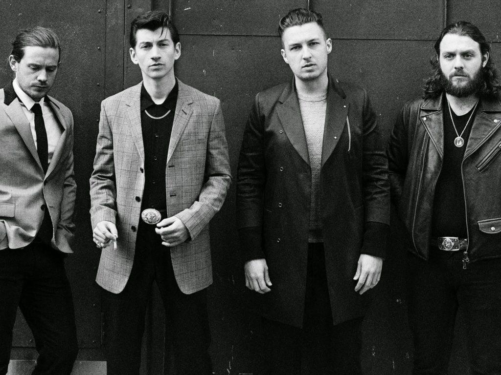 Arctic Monkeys (Арктик Манкис): Биография группы
