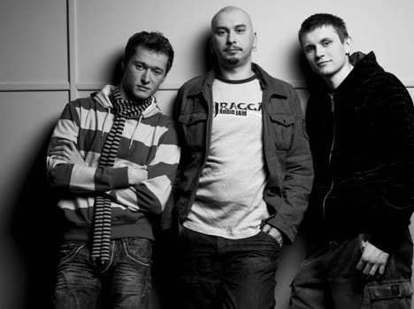Бумбокс: Биография группы