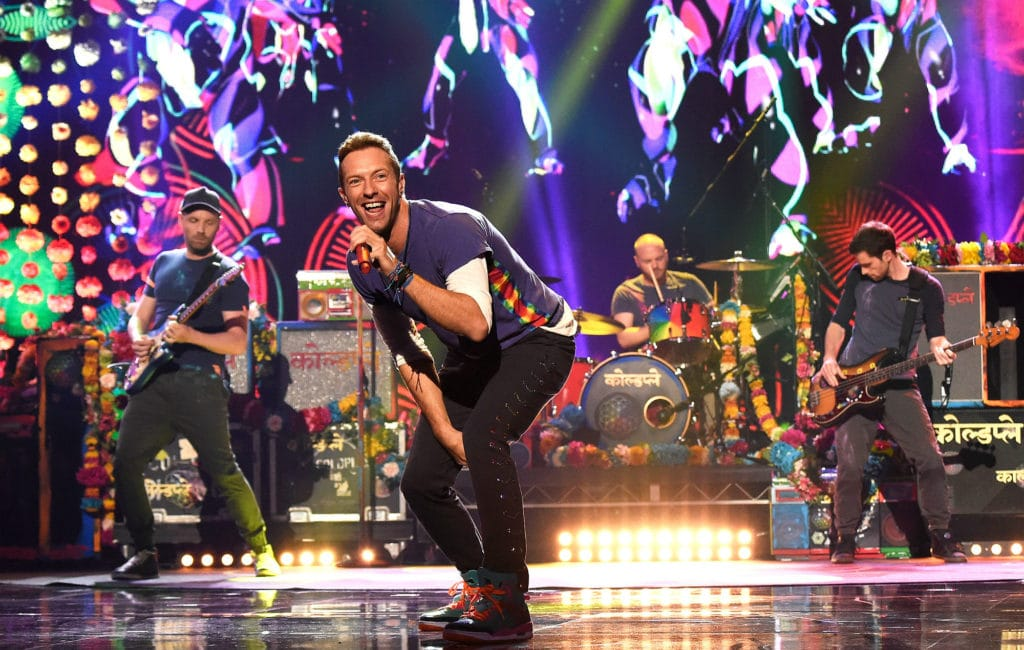 Coldplay: Биография группы