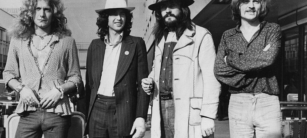 Led Zeppelin: Биография группы