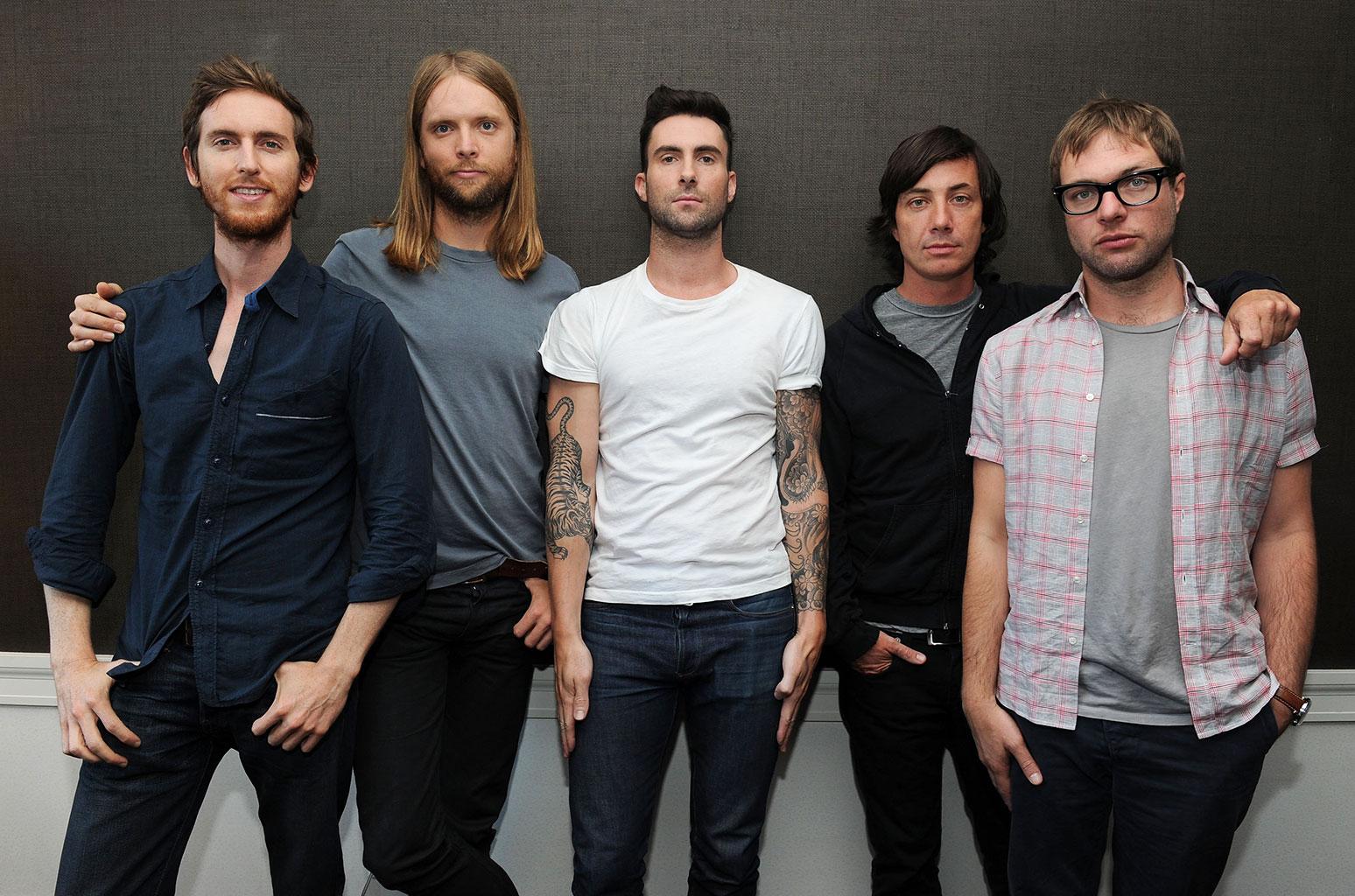 Maroon 5 (Марун 5): Биография группы