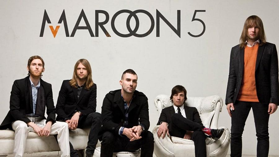Maroon 5: Биография группы