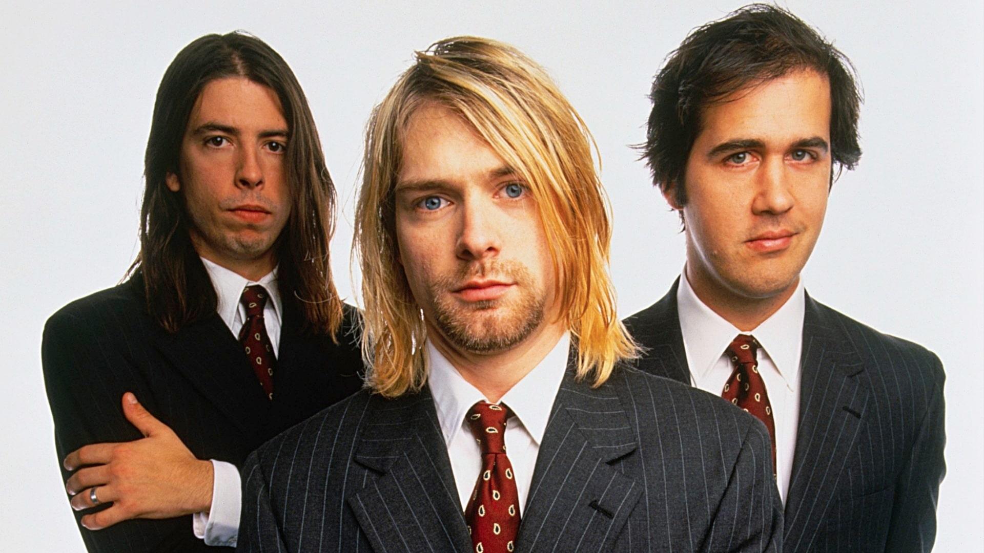 Nirvana: Биография группы