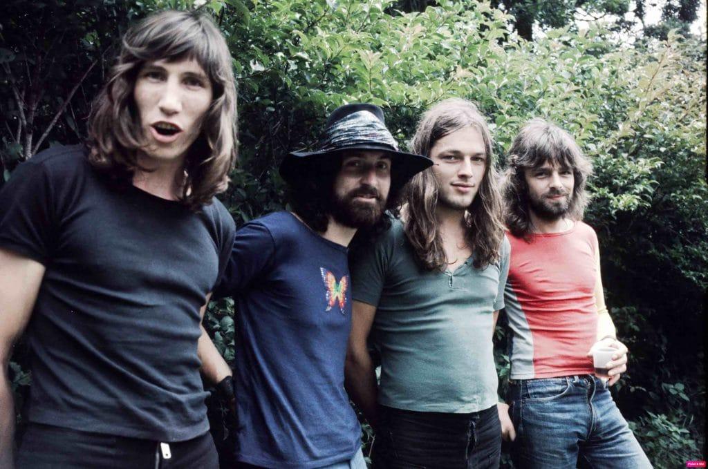 Pink Floyd: Биография группы