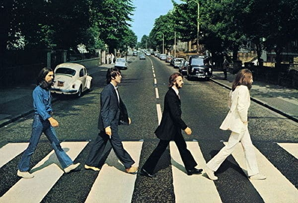 Beatles: биография группы