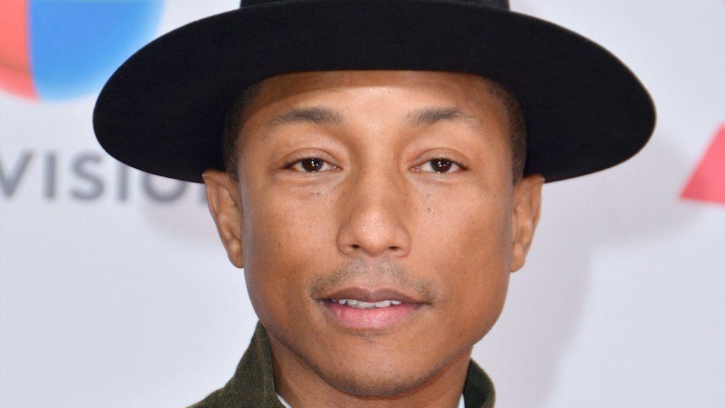 Pharrell Williams (Фаррелл Уильямс): Биография артиста
