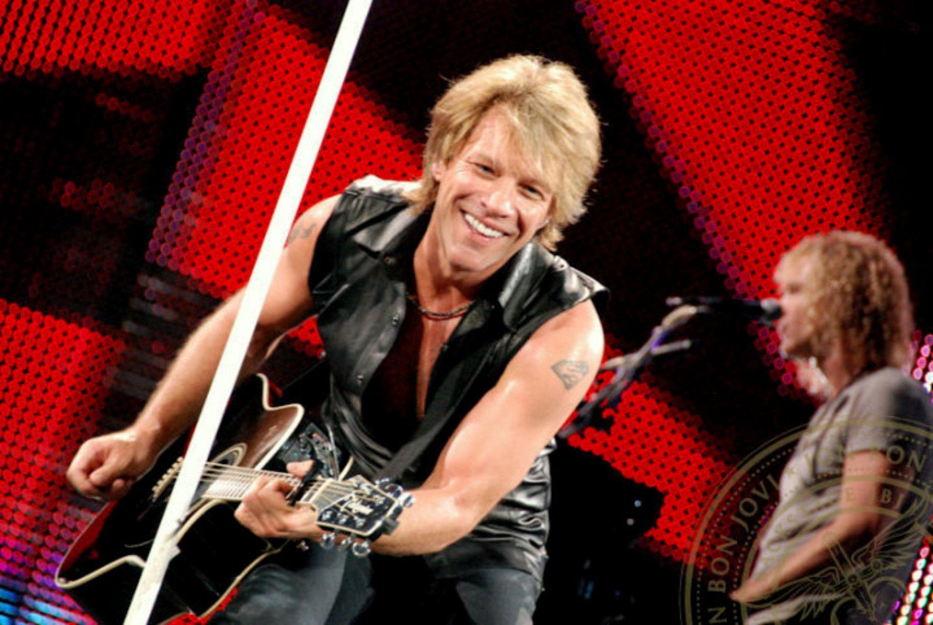 Bon Jovi (Бон Джови): Биография группы