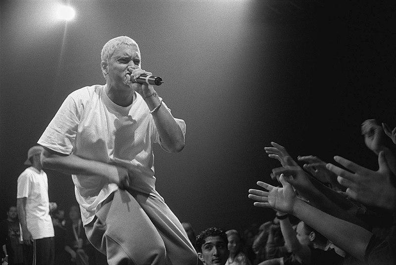 Eminem: Биография артиста
