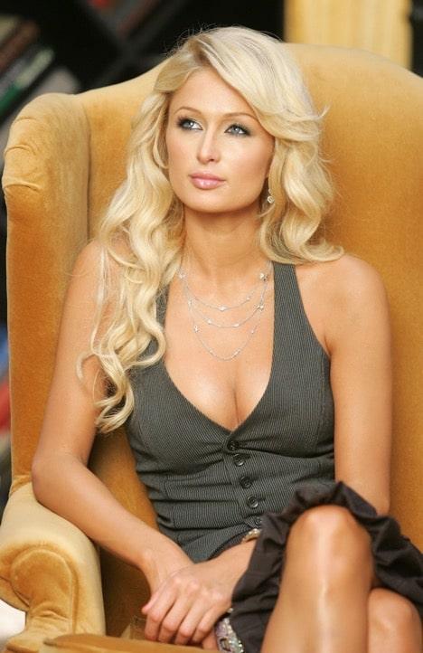 Paris Hilton (Пэрис Хилтон) Биография