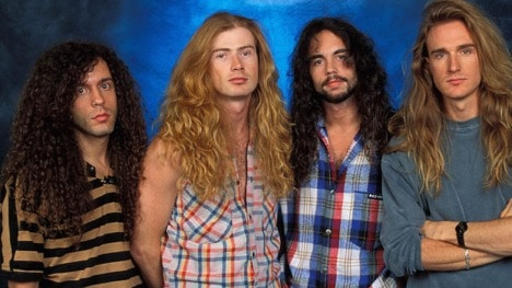 Megadeth: Биография группы