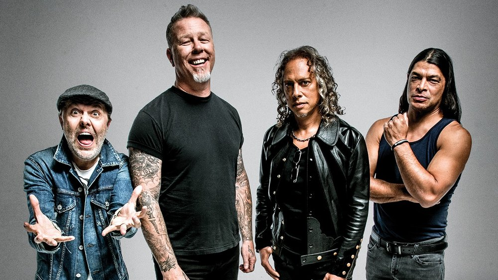 Metallica (Металлика): Биография группы