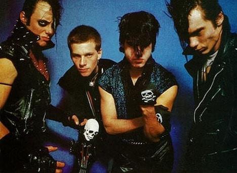 Misfits: Биография группы