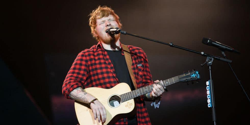 Ed Sheeran (Эд Ширан): Биография артиста