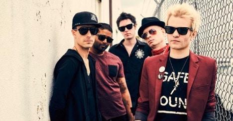 Sum 41: Биография группы