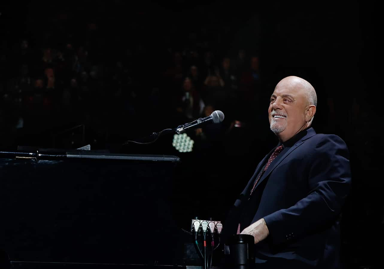 Billy Joel (Билли Джоэль): Биография артиста