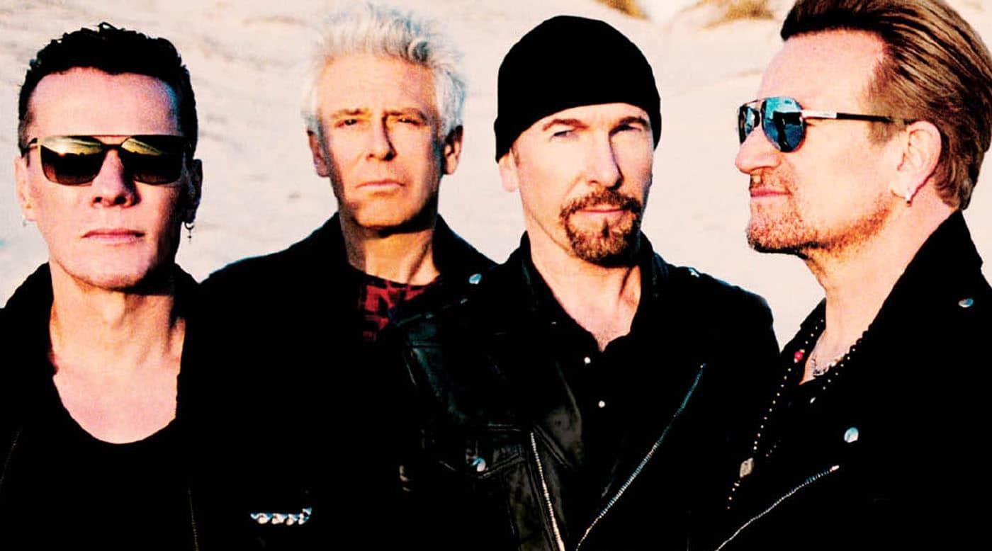 U2: Биография группы