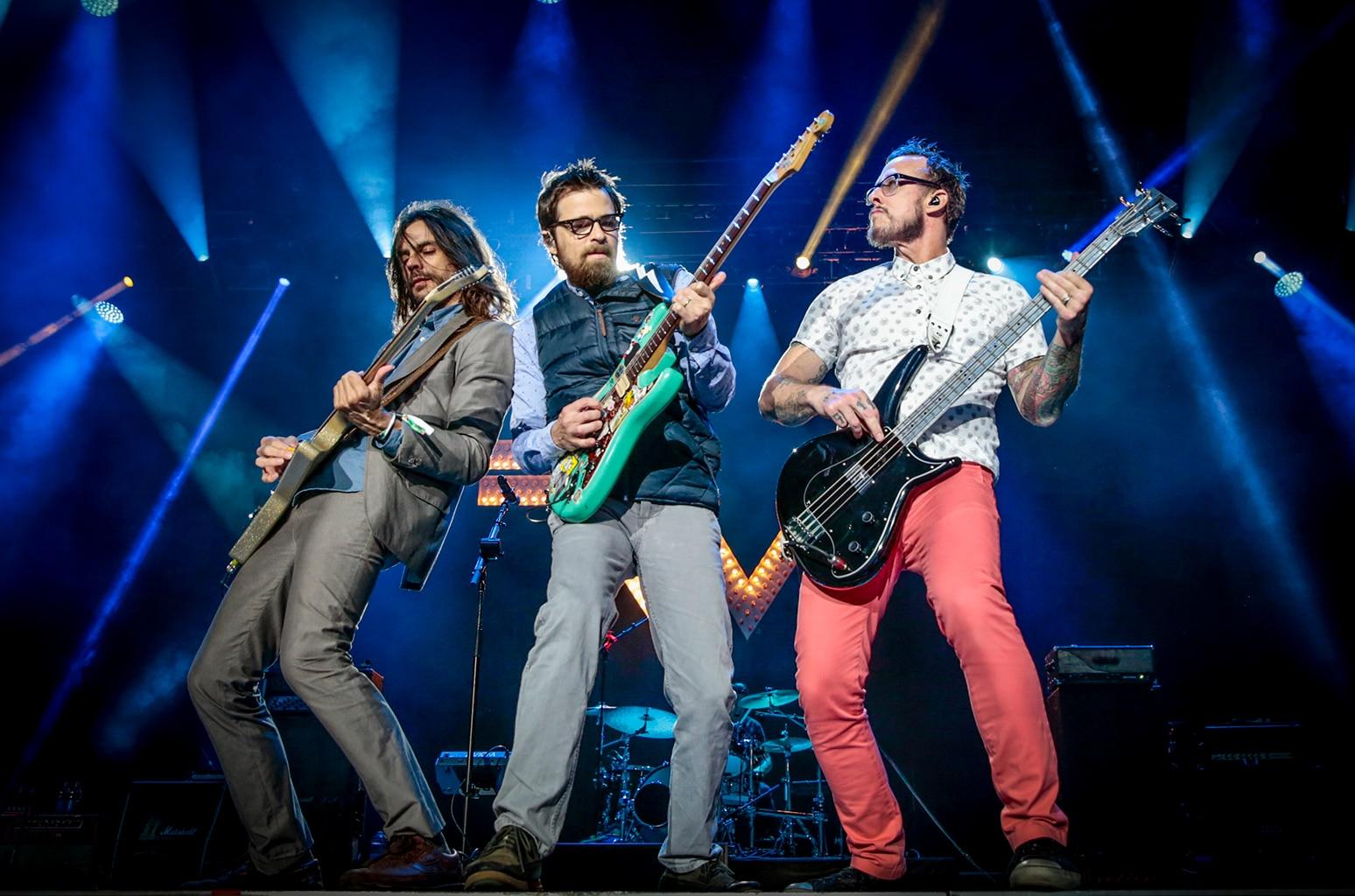 Weezer (Уизер): Биография группы