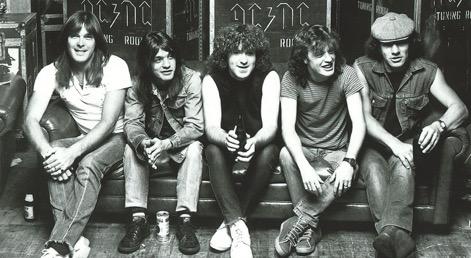 AC/DC: Биография группы