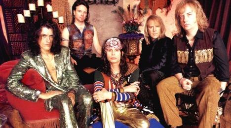 Aerosmith: Биография группы