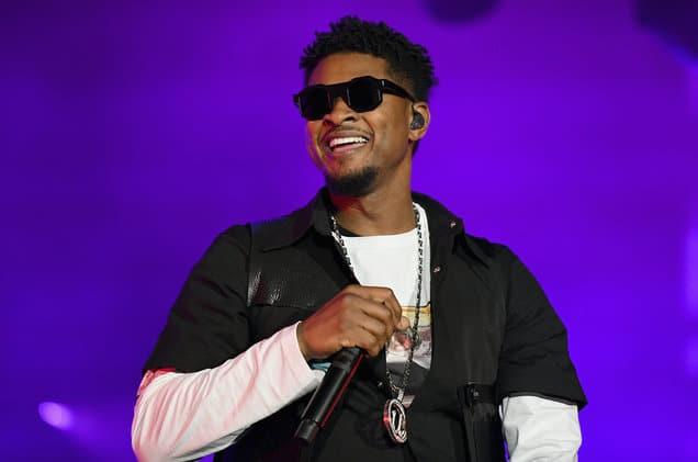 Usher (Ашер): Биография артиста