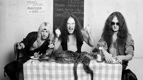 Venom (Веном): Биография группы