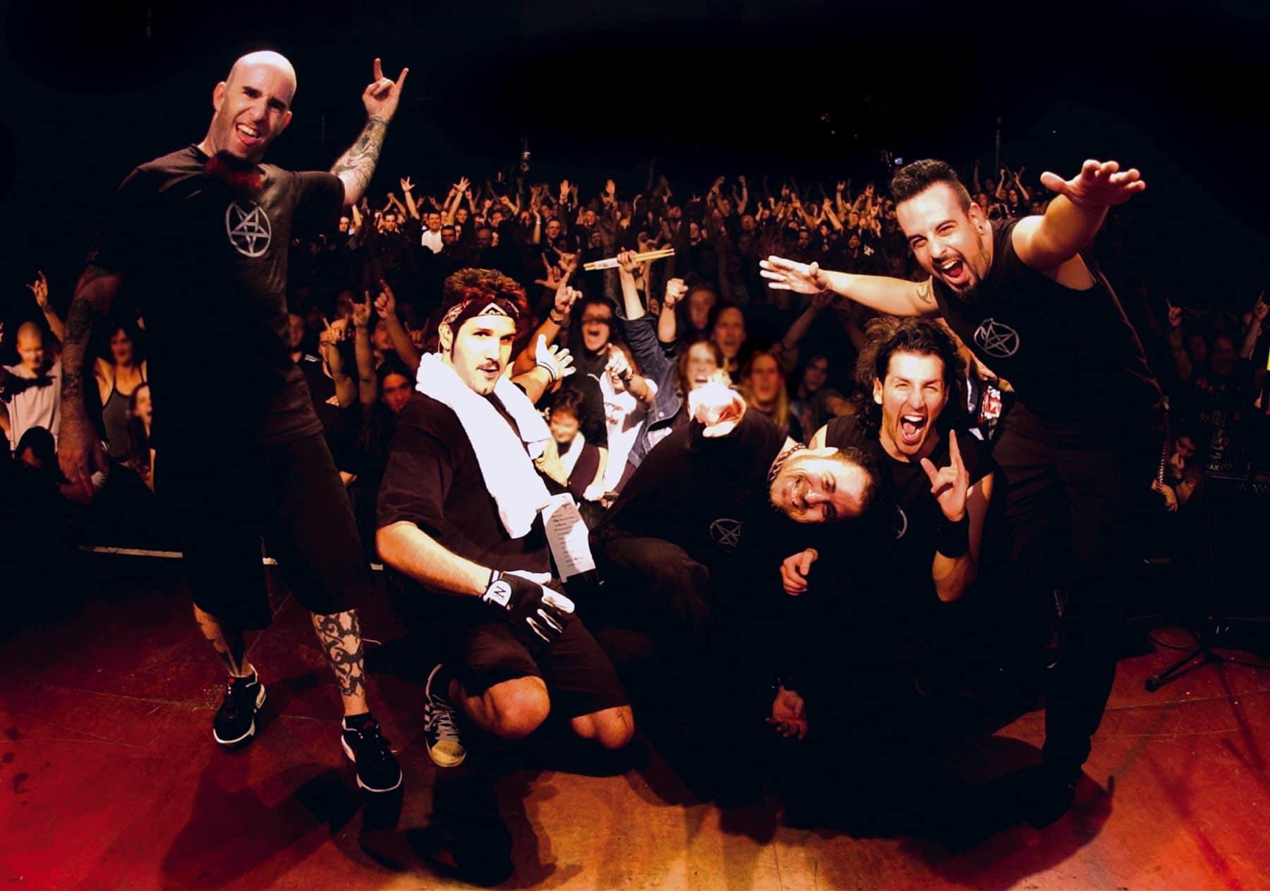 Anthrax (Антракс): Биография группы