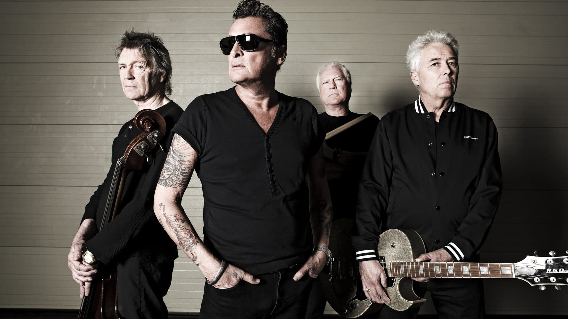 Golden Earring (Голден Ирринг): биография группы