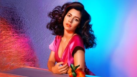 Marina (Marina & the Diamonds): Биография певицы