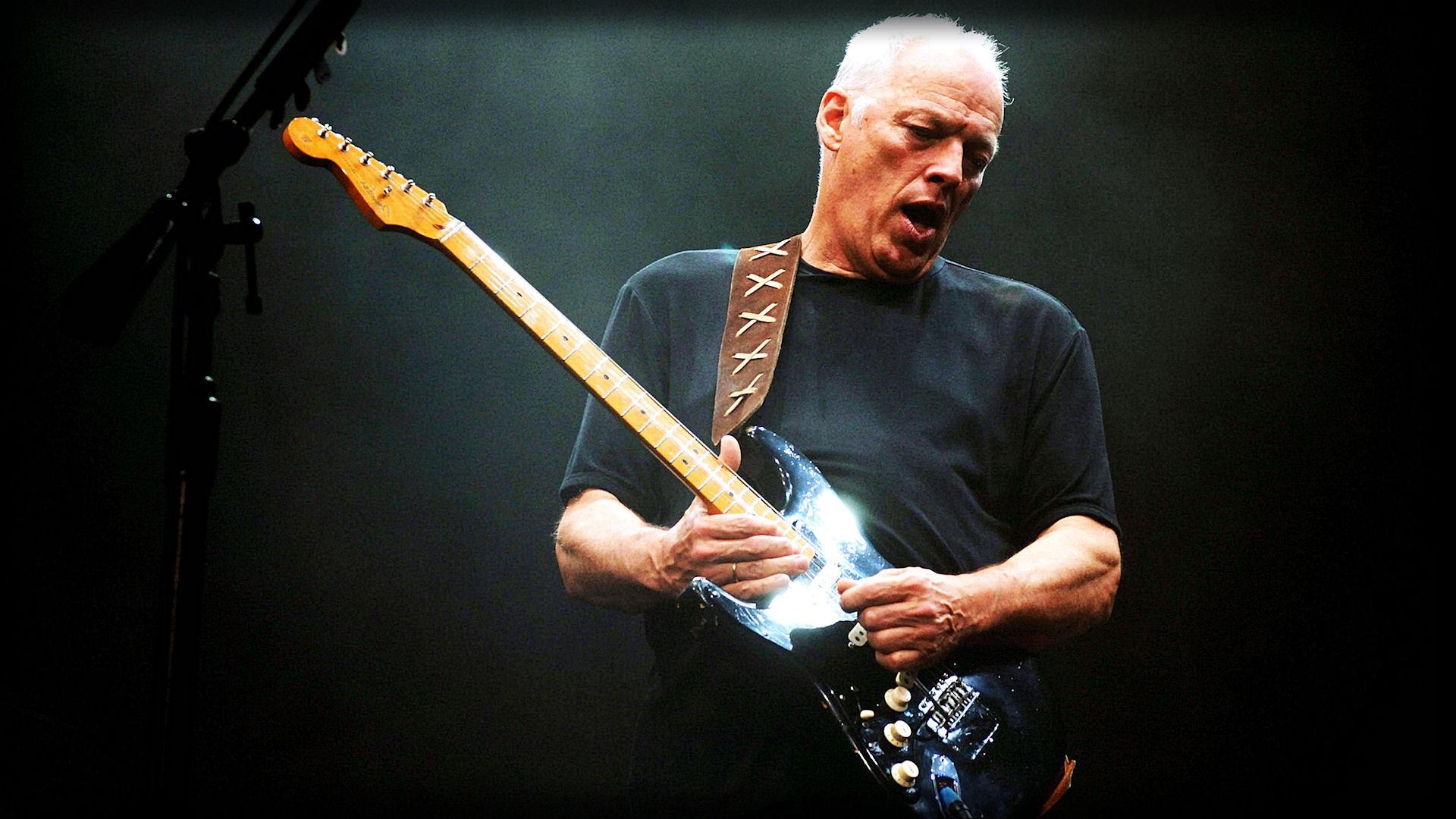 David Gilmour (Дэвид Гилмор): Биография артиста