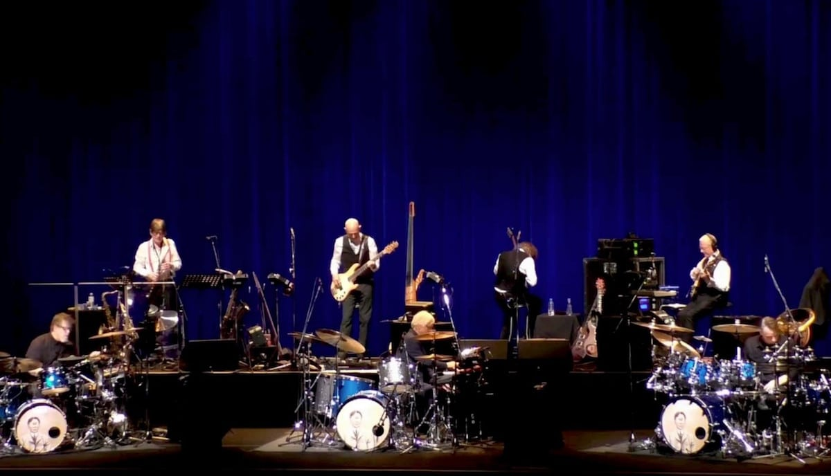 King Crimson (Кинг Кримсон): Биография группы