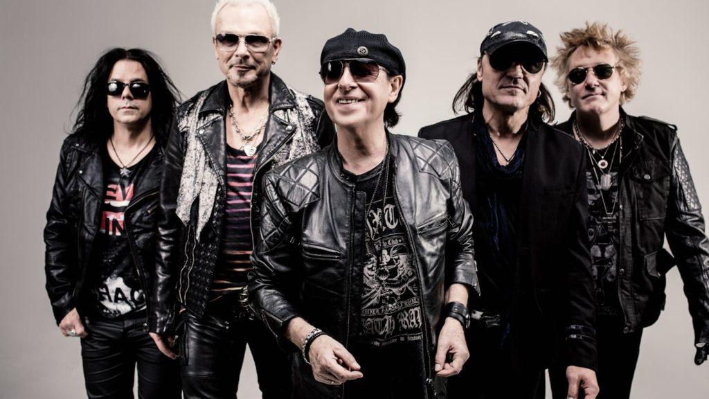 Scorpions (Скорпионс): Биография группы