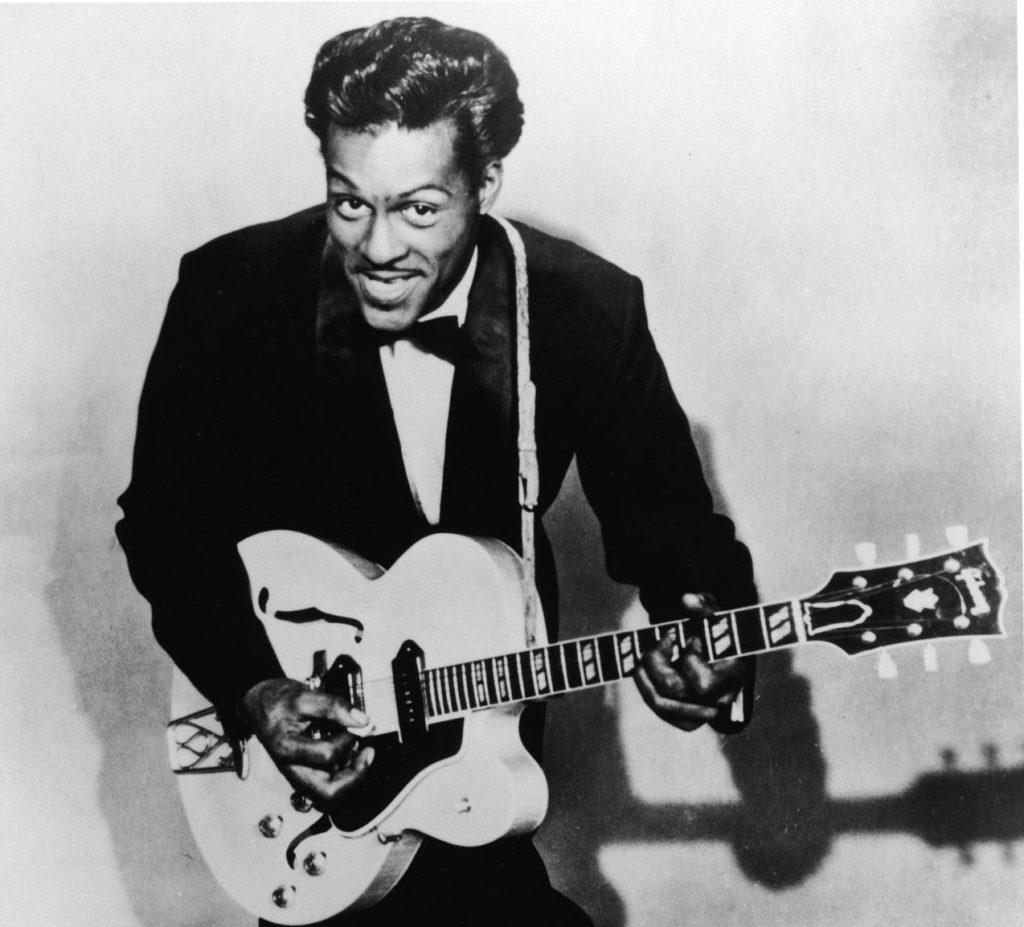 Chuck Berry (Чак Берри): Биография артиста