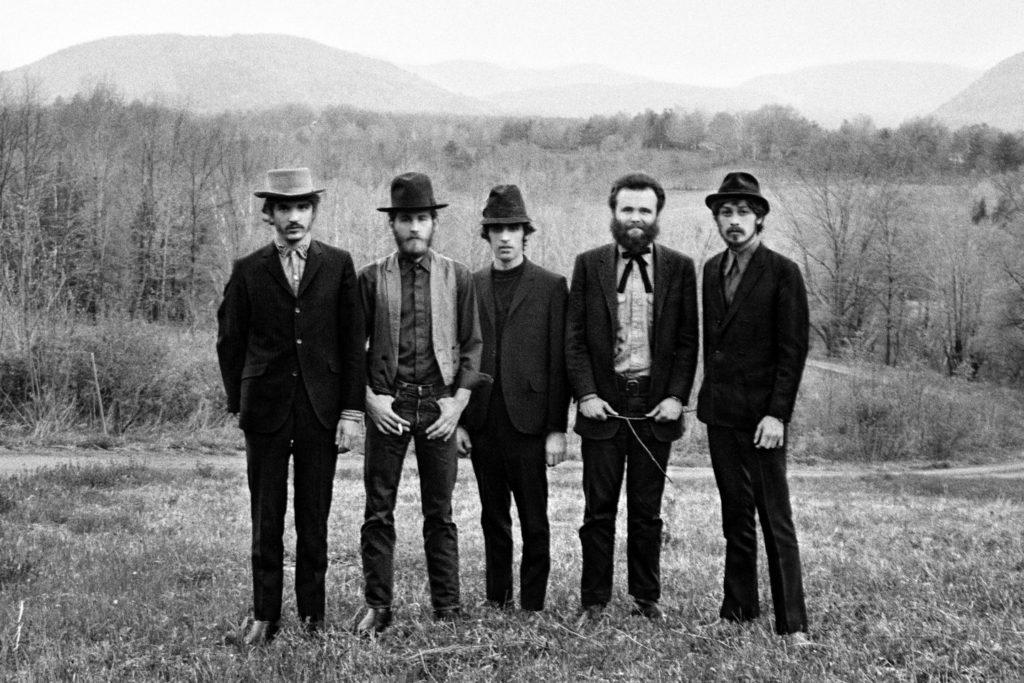 The Band (Зе Бенд): Биография группы