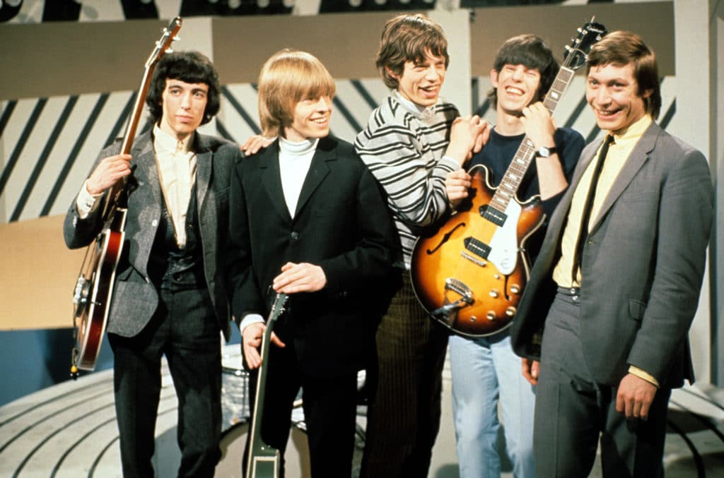 The Rolling Stones (Зе Роллинг Стоунз): Биография группы