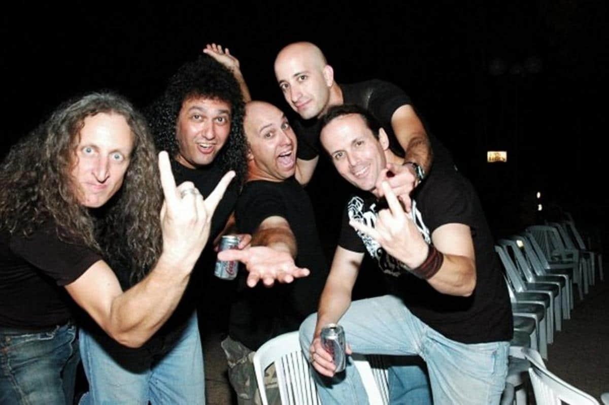 Metal Scent (Метал Сцент): Биография группы