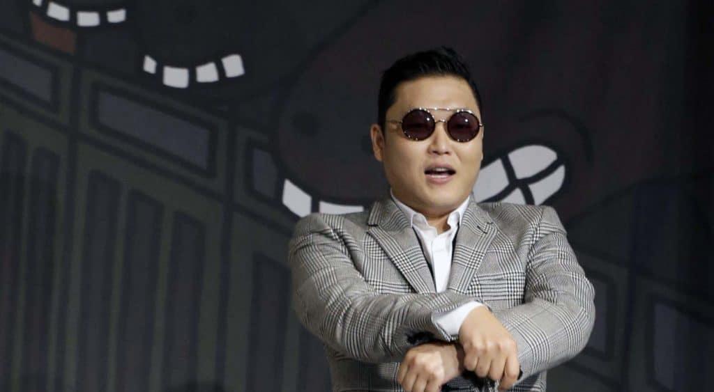 PSY (Park Jae-Sang): Биография артиста